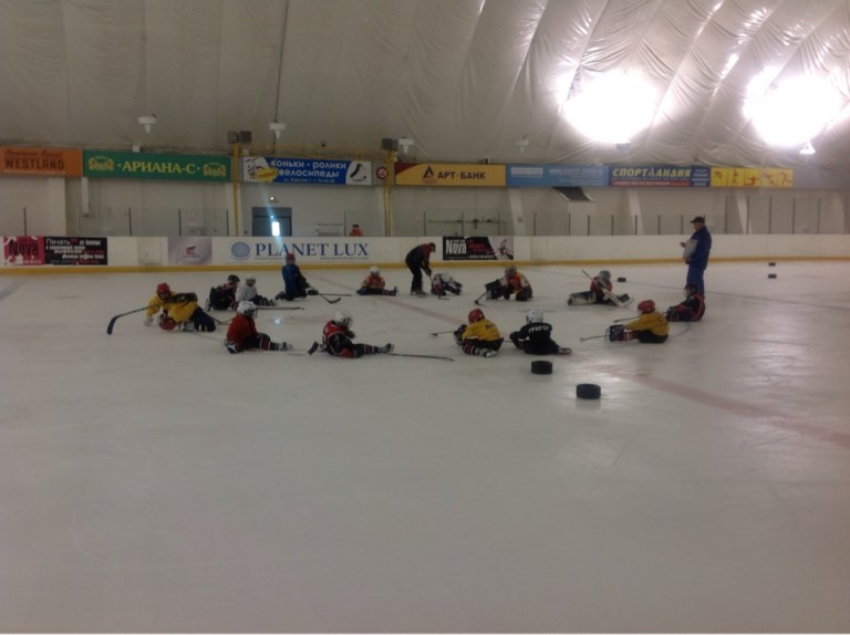 хоккейтрен